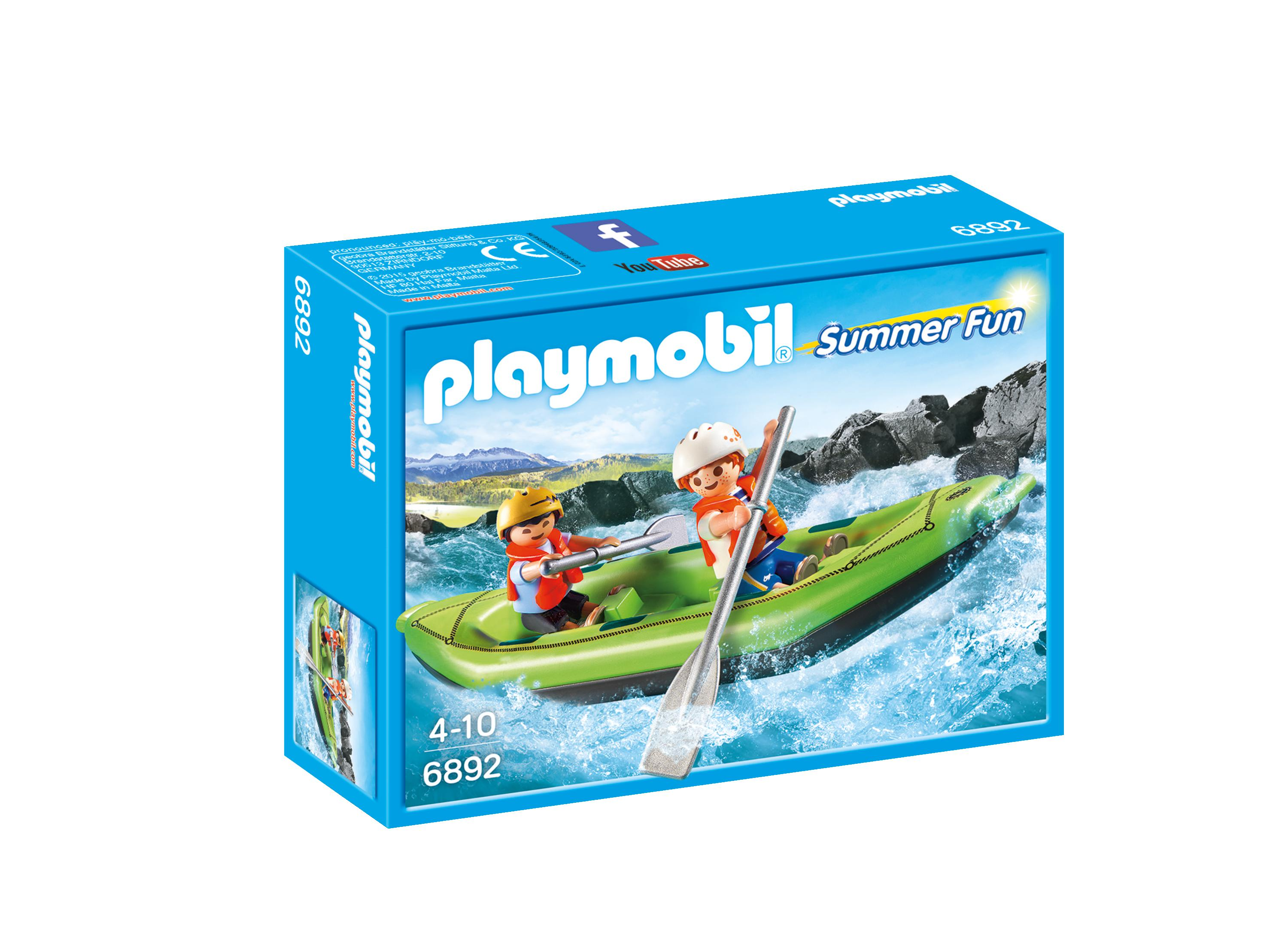 Playmobil® 6892 Summer Fun Rafting