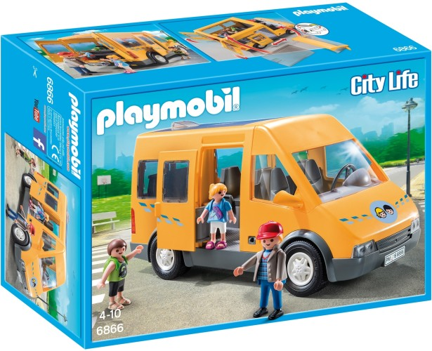 Playmobil City Life Schoolbusje - 6866