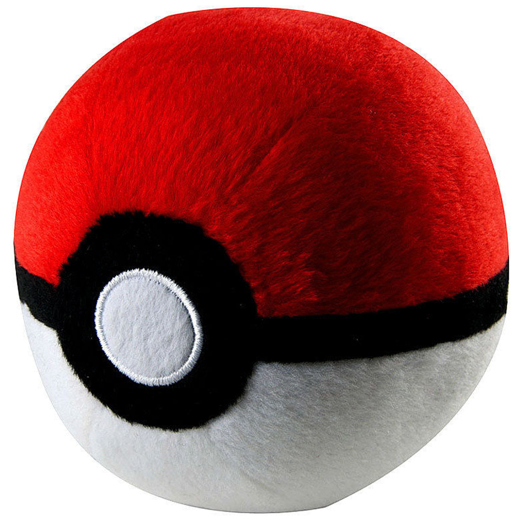 Pluche   Pokeball