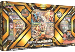 - Mega Camerupt-EX Collection
