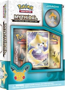 20th Anniversary Mythical Pin Box - Jirachi