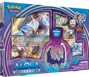 Alola Collection - Lunala-GX