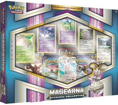 Mythical Collection: Magearna