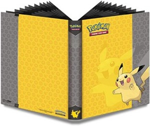 Pikachu Full View Pro-Binder