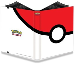 Pro-Binder 9-pocket - Pokeball