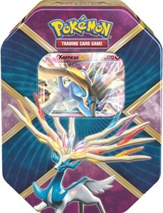 TCG 2016 Summer Tin Xerneas-EX