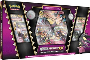 TCG Mega Mawile EX Premium Collection Box
