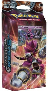 TCG XY11 Steam Siege Theme Deck Hoopa