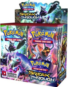 TCG XY8 Break Through Boosterbox