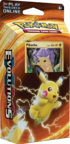 thema deck XY12: Evolutions
