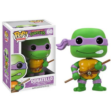 Pop! Teenage Mutant Ninja Turtles - Donatello