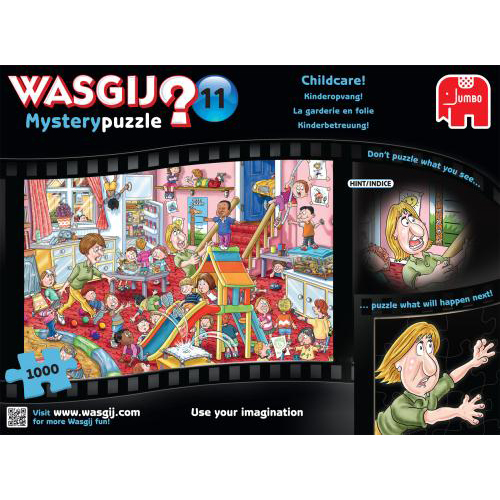 Puzzel Wasgij Mystery 11 Childcare 1000 ST