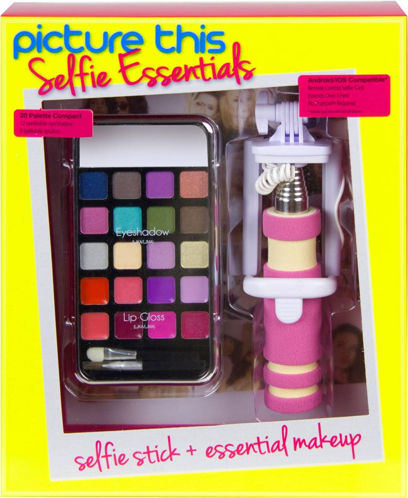 Selfiestick make-up   20-delig