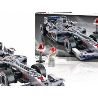 Sluban M38-B0352 F1 Racing Car 257-delig