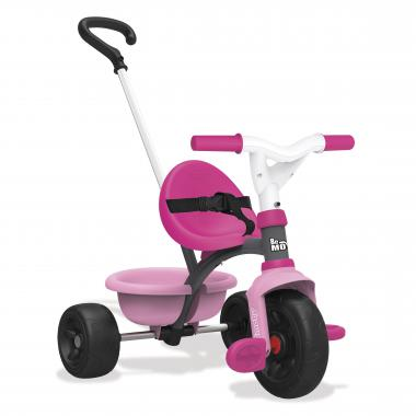 Smoby Be Move driewieler - roze/wit