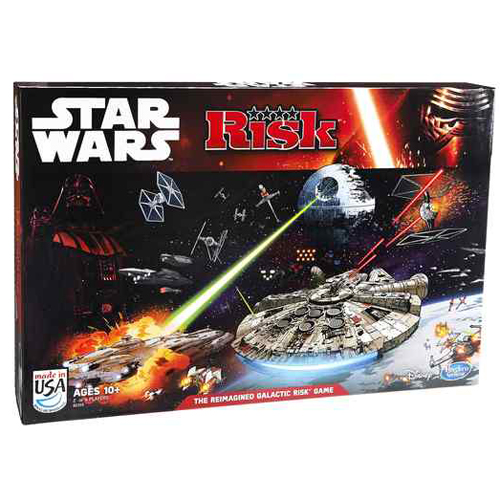Spel Risk Star Wars NL