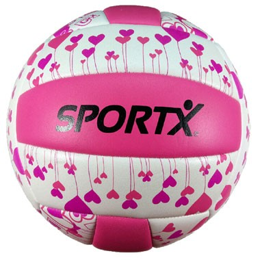 SportX Girlz volleybal - 260-280 - gram - roze