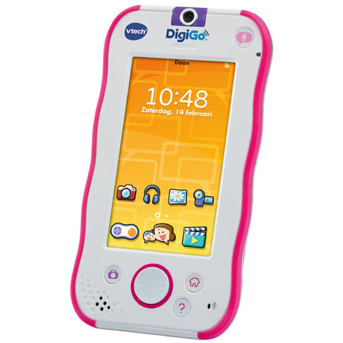 Telefoon Vtech Junior DigiGo Roze