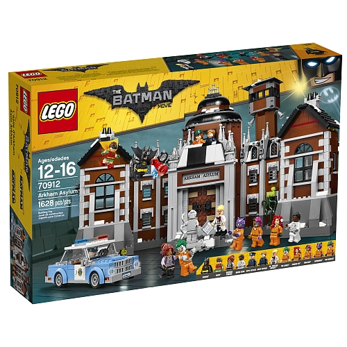 The lego batman movie - 70912 arkham asylum