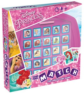 Top Trumps Match -   Princess