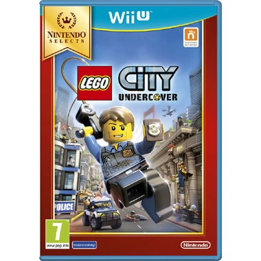 Wii U LEGO City: Undercover Selects