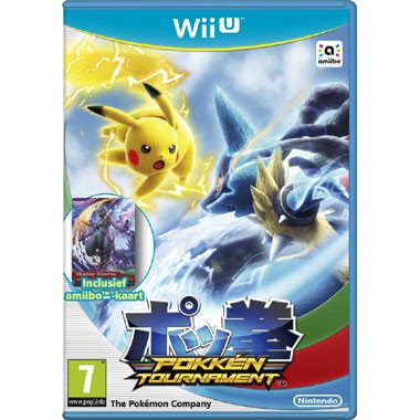 Wii U Pokkén Tournament
