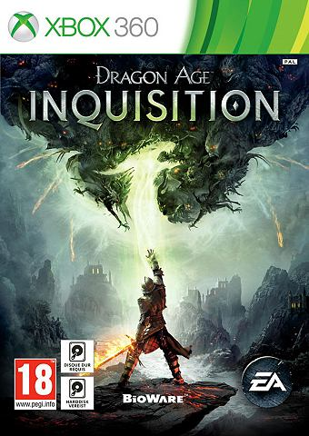XBOX 360 Game Dragon Age 3 Inquisition