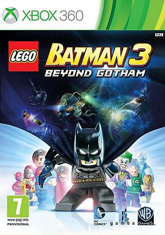 XBOX 360 Game LEGO Batman 3 Beyond Gotham