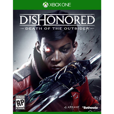 Xbox One Dishonored 2 Death of the Outsider