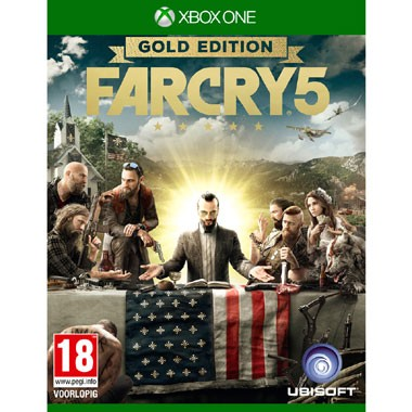 Xbox One Far Cry 5 Gold Edition