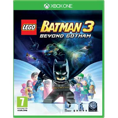 Xbox One LEGO Batman 3: Beyond Gotham