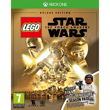 Xbox One LEGO Star Wars: The Force Awakens Limited Deluxe Edition