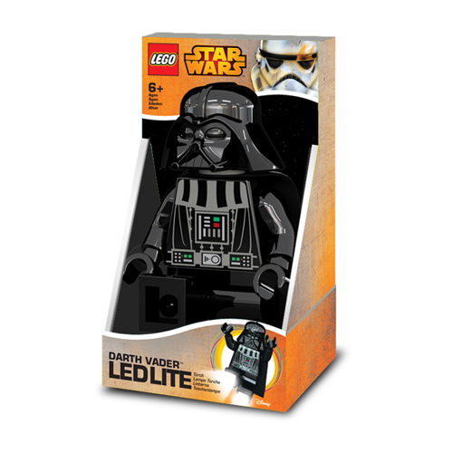 Zaklamp LEGO Star Wars Darth Vader