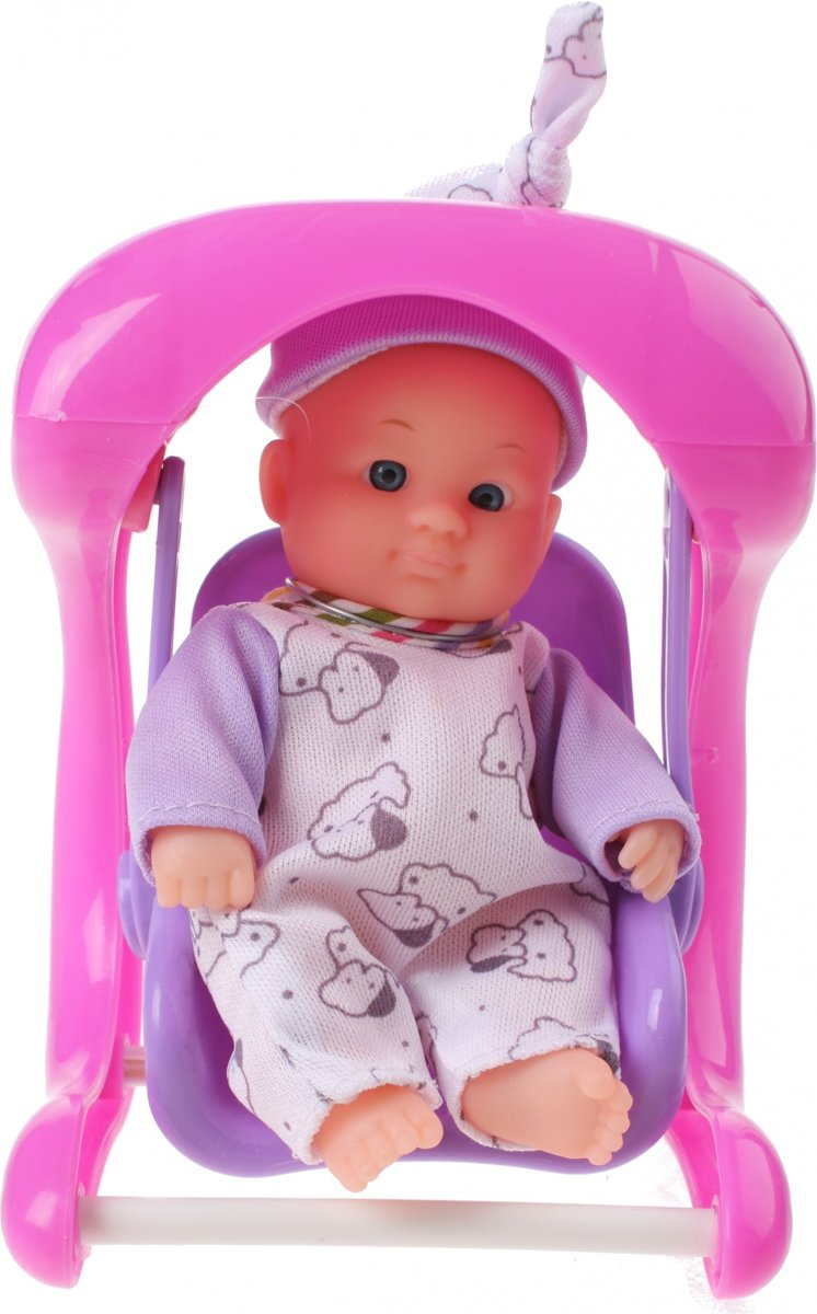 Baby Born Schommel.Baby Born Interactive Potty New 4001167822531
