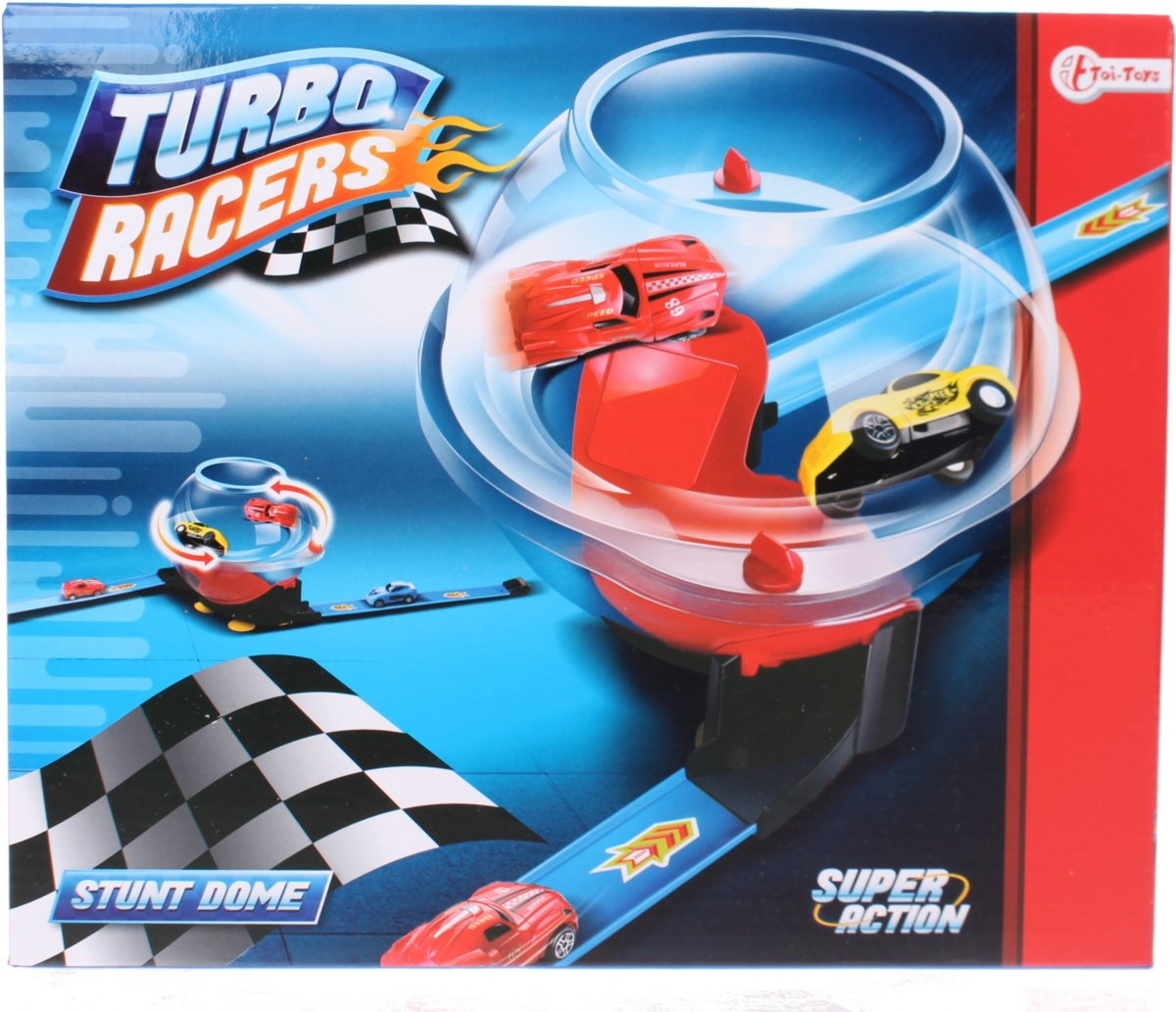 Toi-toys   Stunt Dome Turbo Racers