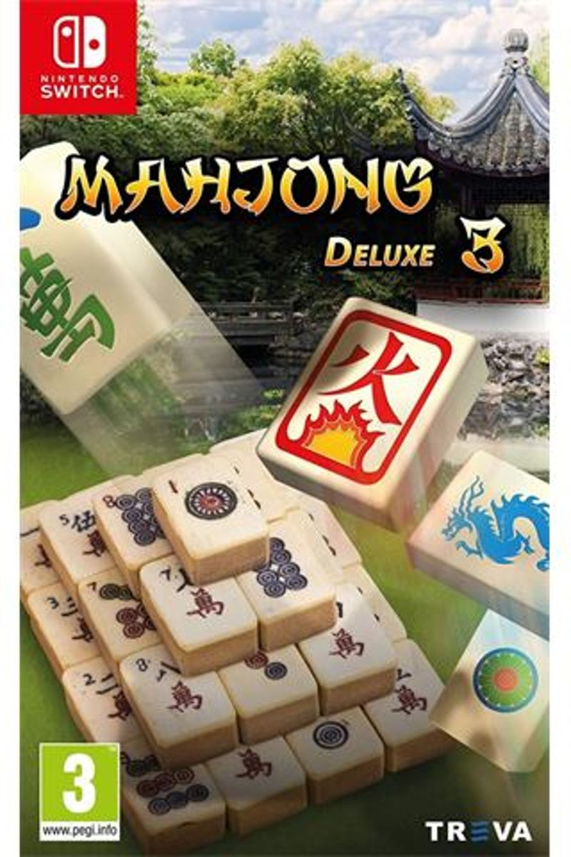 Mahjong Deluxe 3 /Switch